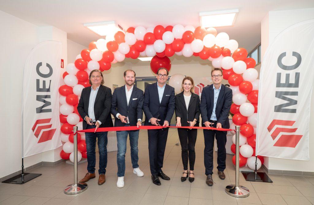 Eröffnung Kompetenzzentrum Saarbrücken